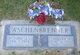 Shirley Vernel <I>Speck</I> Aschenbrenner