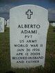 Profile photo:  Alberto Adami