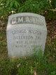 Profile photo:  George Milton Allerton, JR