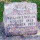 William Z Taylor