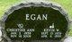 Christine Ann <I>Magers</I> Egan