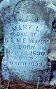 Mary L. Beavers