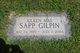 Profile photo:  Ailene Mae <I>Sapp</I> Gilpin