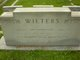 Profile photo:  Ernest Frederick August Wieters