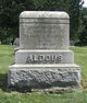 Profile photo:  Frances Emily <I>Stoddard</I> Aldous