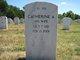 Catherine Agnes <I>Miller</I> Hintz