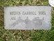 Melvin Carroll Yoes