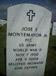 Jose S Montemayor, Jr