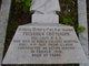 Lieut Frederick Crittenden