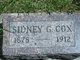 Sidney G Cox
