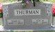 Icie May <I>Evans</I> Thurman