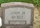 John William McKee, Jr