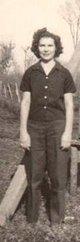 """Profile photo:  Martha Agnes """"Billie"""" <I>Hooker Cooper</I> Donaldson"""