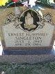 Ernest Humphrey Singleton