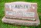 Profile photo:  Gertrude Gladys <I>Weber</I> Burnham