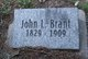 John L Brant