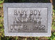 Profile photo:  Baby Boy Ashcraft
