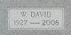 William David Bozard