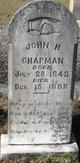 John Henry Chapman