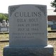 Profile photo:  Eula <I>Holt</I> Cullins
