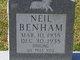 Otis Neil Benham
