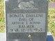 Bonita Darlene Raymer