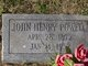 John Henry Powell