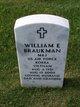 William E Braukman
