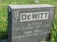 Anna Belle <I>Linville</I> DeWitt
