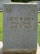 David W Aiken