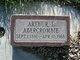 Arthur Lewis Abercrombie