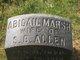 Abigail <I>Marsh</I> Adams