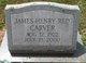 """James Henry """"Red"""" Carver"""