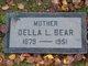 Profile photo:  Della <I>Lewis</I> Bear