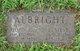 Profile photo:  John Eldridge Albright