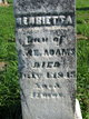 Profile photo:  Henrietta Adams