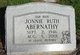 Profile photo:  Jonnie Ruth <I>Rainey</I> Abernathy