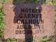 Garnet Calhoun