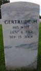 Profile photo:  Gertrude H Elener