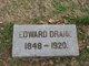 Edward Drane