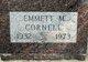 Emmett Cornell
