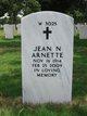 Jean N Arnette