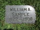 William A. Sample