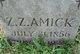 Profile photo:  Zur Zuland Amick