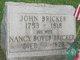 Nancy <I>Boyer</I> Bricker