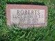 Profile photo:  Lucy <I>Shoemaker</I> Roberts