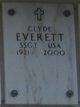 Clyde Everett