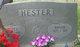 Profile photo:  Bonnie Lee <I>Mitchell</I> Hester
