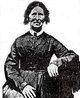 "Profile photo:  Frances ""Fanny"" <I>Winter</I> Burns"
