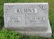 Anna <I>Weaver</I> Kuhns